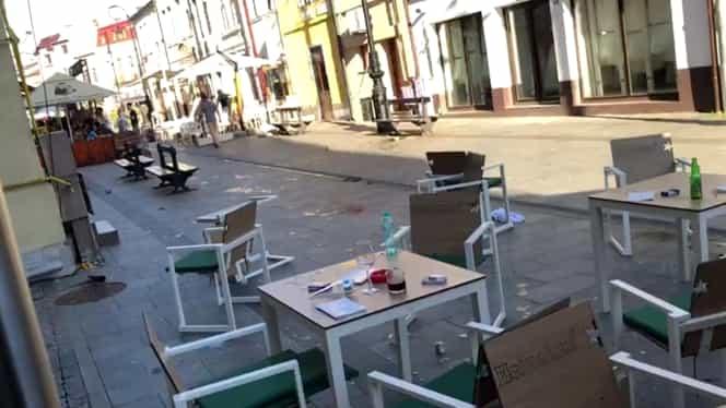Poliţia ia primele măsuri după bătaia galeriilor din Craiova! Ce se întâmplă cu victimele şi agresorii din măcelul de la restaurantul lui Gică Craioveanu. EXCLUSIV