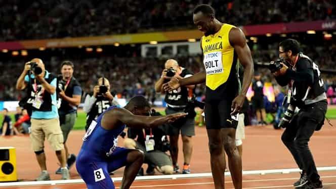 VIDEO. Final de ERĂ! Usain Bolt, al 3-lea în ULTIMA CURSĂ din carieră