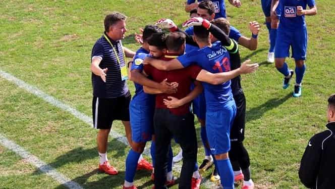 CS Balotești – CS Sportul Snagov SA 0-0 VIDEO în Liga 2 18/19