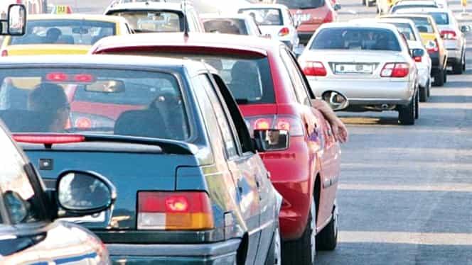 Trafic restricţionat în Bucureşti, între Băneasa şi Otopeni