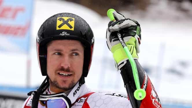 Fără surprize! Hirscher, victorie impresionantă la Kranjska Gora