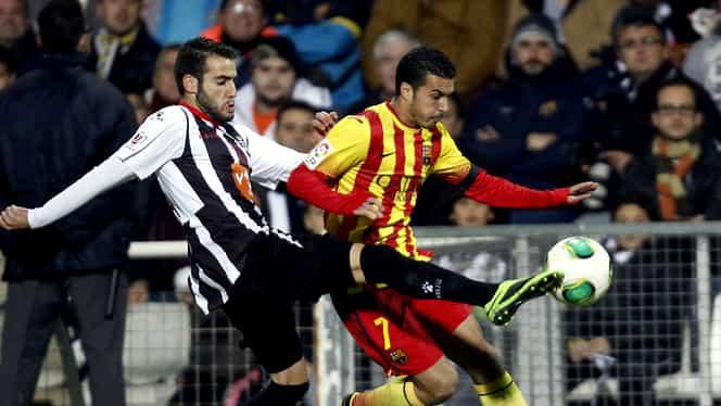 VIDEO / Barcelona a fost condusă 20 de minute de o formaţie din liga a 3-a!