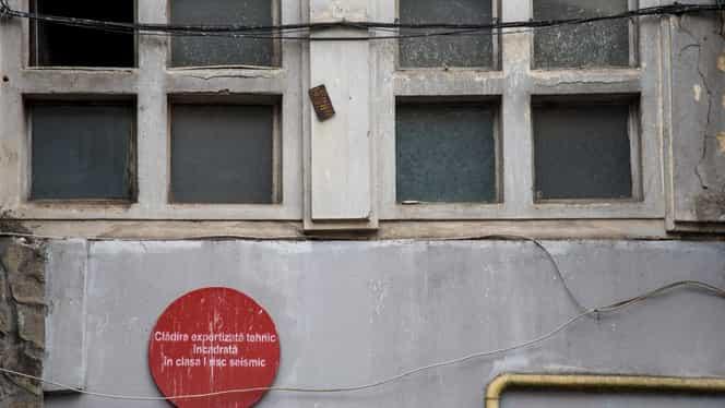 Peste 2.000 de clădiri din Bucureşti se pot prăbuşi la următorul cutremur! Câţi bani a cheltuit Primăria Capitalei pentru consolidarea imobilelor cu risc seismic