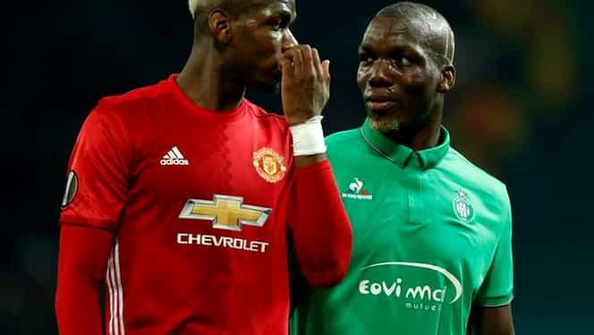 Florentin Pogba, negocieri avansate cu Dinamo Bucureşti! Ce salariu a cerut fratele fotbalistului de la Manchester United