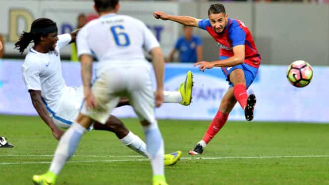 """""""Steaua a fost bine pregătită. Hamroun, în minutul 90, făcea sprinturi!"""""""