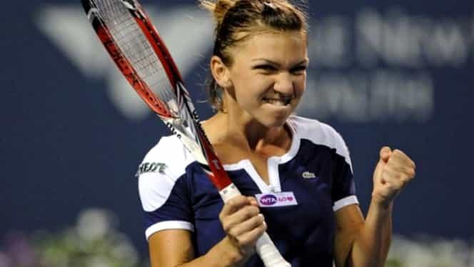 Simona Halep şi-a SPULBERAT adversara în primul meci de la Turneul Campioanelor