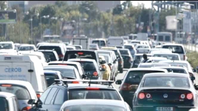 Restricţii de circulaţie în Capitală