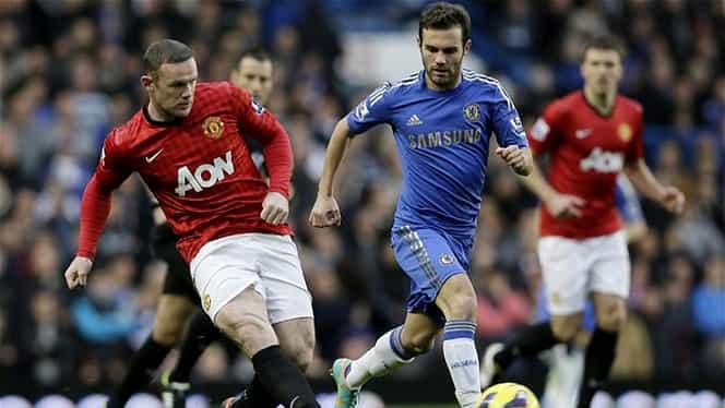"E OFICIAL! Juan Mata e ""diavol"". Spaniolul a ajuns la Manchester cu elicopterul"