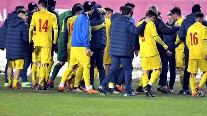 """Lupescu, mesaj emoţionant pentru """"tricolorii"""" mici: """"Ştiu cât doare"""""""