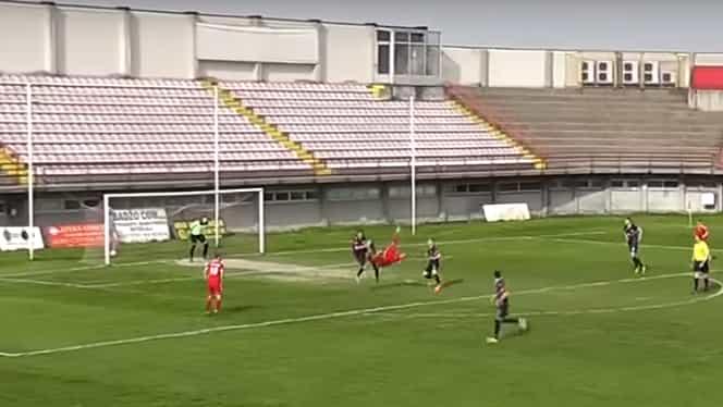 Video. Execuţie în stilul lui Cristiano Ronaldo într-un meci din liga secundă bosniacă