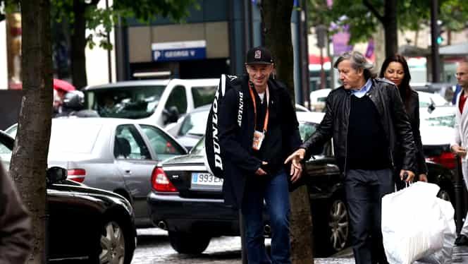"""Mucalitul John McEnroe, amintiri """"nebuneşti"""" cu Ilie Năstase: """"Nu pot să vi le spun LIVE!"""" :D"""