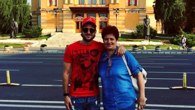 """Adi Păun, la 25 de ani, un mesaj emoționant pentru mama care l-a crescut singură: """"Ne-am descurcat binișor, nu?"""""""