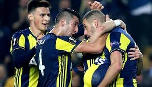 Fenerbahce - Zenit a fost 1-0 pentru turci