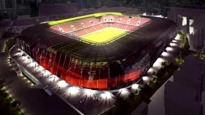 De ce nu se poate construi noul stadion Dinamo? CNI a dat răspunsul
