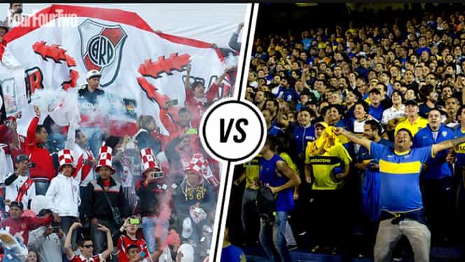 River Plate-Boca Juniors, derby-ul cel mai fierbinte din lume. Cum a început această rivalitate
