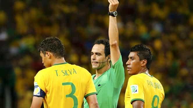 Thiago Silva RATEAZĂ semifinala contra Germaniei!