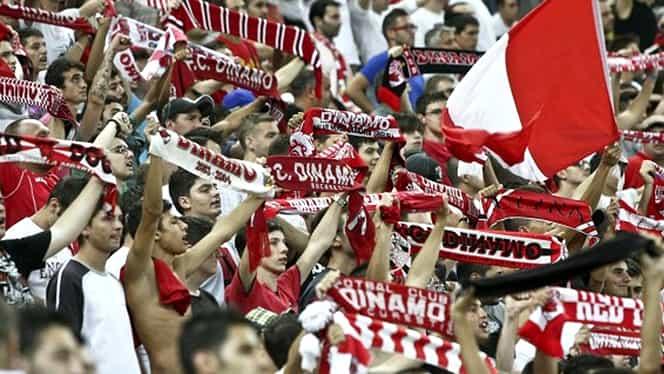 """DINAMO. Scandal în """"Groapă""""! Fanii au cerut plecarea lui Stoican!"""