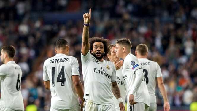 Marcelo va juca în returul Chelsea – Real Madrid din Liga Campionilor. Cine l-a ajutat pe fotbalist să urce în avionul de Londra