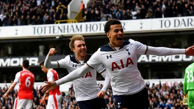 Tottenham a semnat un contract MONSTRUOS de sponsorizare. Încasează 50 de milioane de euro pe sezon. Câţi bani iau granzii Angliei