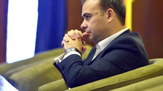 Darius Vâlcov a demisionat din Parlament