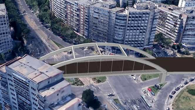 Primarul Capitalei va construi un pasaj suprateran în zona Doamna Ghica – Colentina! Cât va costa această investiție. Foto