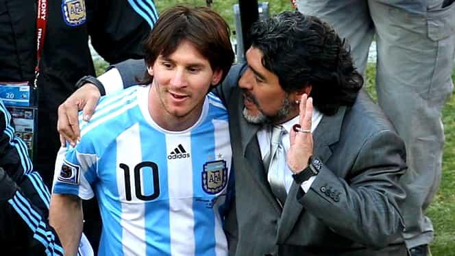 Maradona sau Messi, care este mai bun? Răspunsul lui Pele este surprinzător!