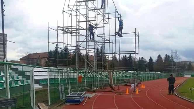 Record la inaugurarea noului stadion! În cât timp au fost epuizate biletele de la Sepsi – FC Voluntari