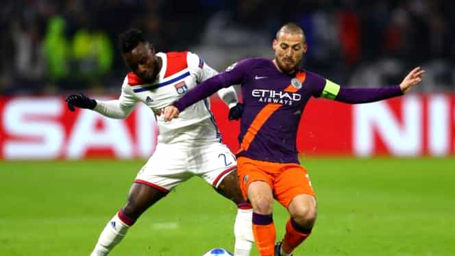 Lyon – Manchester City 2-2 în Liga Campionilor. Pep Guardiola e în optimi. Video