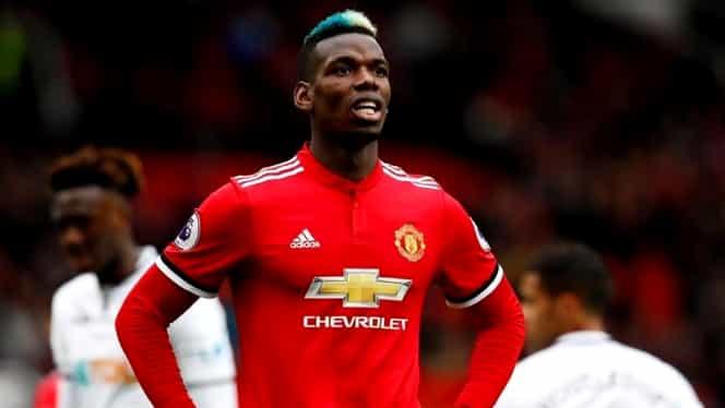 """Manchester United îl vinde pe Pogba! Câţi bani cer """"diavolii"""""""