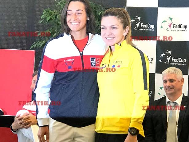 Simona Halep şi Mihaela Buzărnescu deschid balul la Rouen. Programul meciurilor din ziua 1 a semifinalei Fed Cup Franța – România. Orele de start