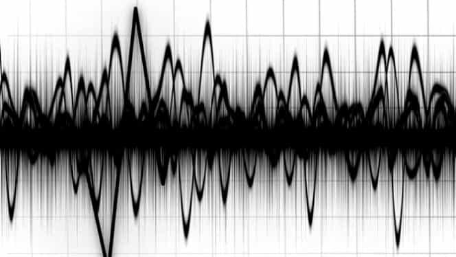 CUTREMUR cu magnitudine 3.8 în România