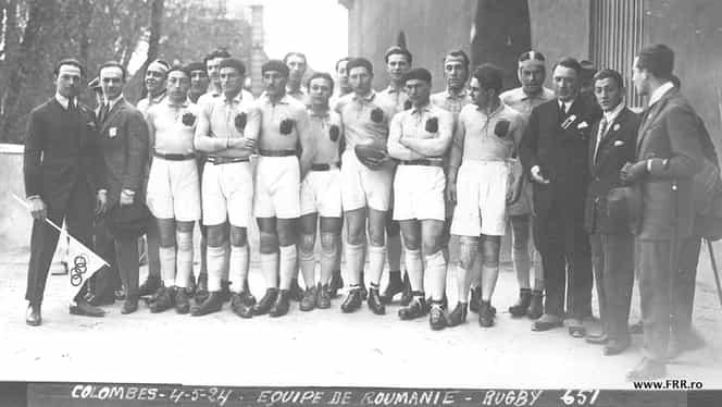 Prima medalie olimpică a României! Au pierdut toate meciurile, dar au luat bronzul!
