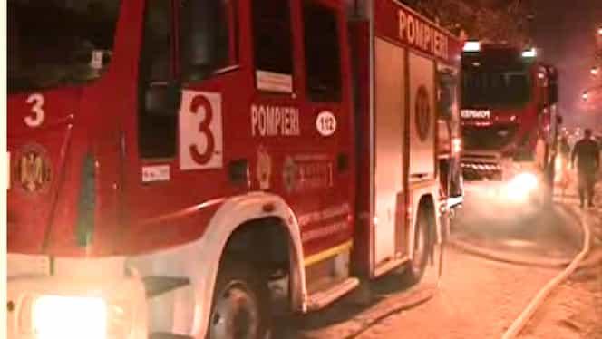 Un nou incendiu într-un spital din țară. Trei pacienți au fost în pericol. În ce stare se afla acum