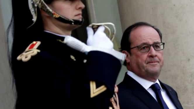 Franţa, decizie radicală după valul de atentate teroriste