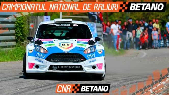 (P) BETANO devine partenerul principal al Federației Române de Automobilism Sportiv pentru Campionatul Național de Raliuri
