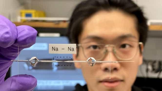 Descoperirea revoluționară care ar putea schimba viitorul electronicelor. Bateriile sodiu-ion ar puea deveni realitate