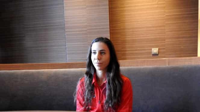 """Mihaela Buzărnescu, interviu eveniment: """"Mi-a pocnit şi pielea când s-a rupt ligamentul! A curs sânge"""" Ce spune despre banii din tenis şi Simona Halep"""