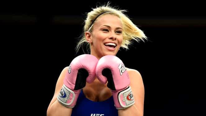 Se întoarce în ring! Paige VanZant este una dintre cele mai frumoase luptătore din lume! Galerie foto