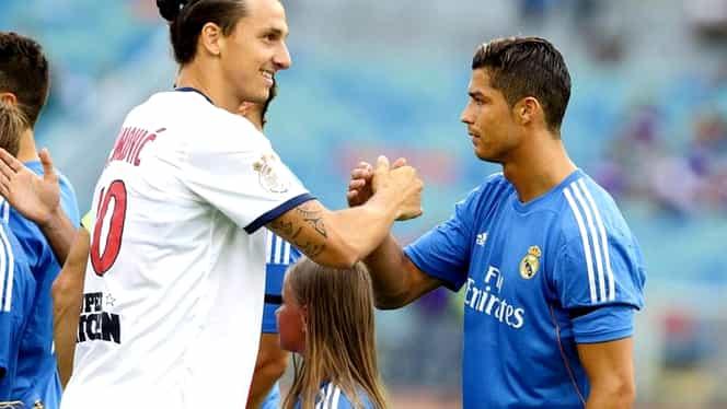 Transfer GALACTIC! Spaniolii anunţă că Zlatan va semna cu Real