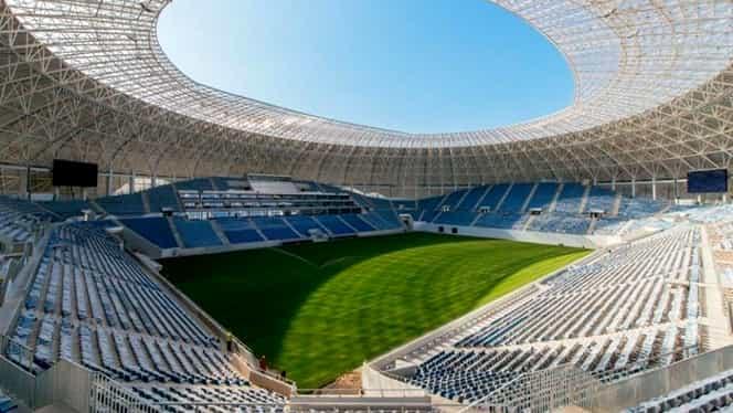 Galerie foto. Noul Oblemenco, nominalizat la premiul pentru cel mai frumos stadion al lumii!