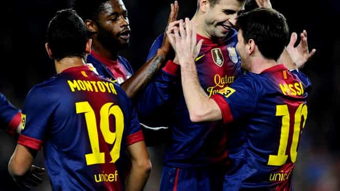 Barcelona VINDE tot! A RENUNŢAT la un mijlocaş