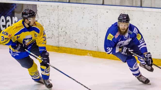 Sport Club Miercurea Ciuc, noua campioană a României la hochei pe gheaţă