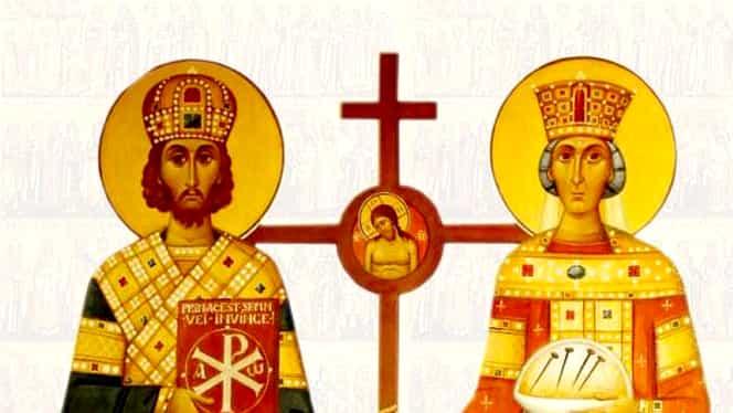 10 lucruri pe care este bine să le faci astăzi, în ziua Sfinților Constantin și Elena