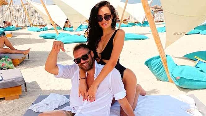 Cristi Pulhac, înnebunit după focoasa Andreea din Cluj? Cum arată bruneta cu silicoane mai mari ca ale Danielei Crudu căreia fostul fotbalist îi face marcaj strâns, deși e însurat