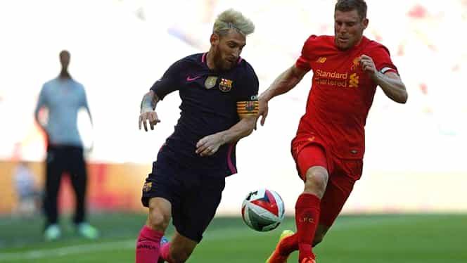 "VIDEO. UMILIŢI! Liverpool-Barca 4-0! ""Cormoranii"", SUPER goluri"