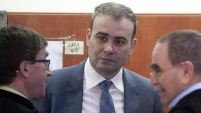 Darius Vâlcov a fost arestat preventiv