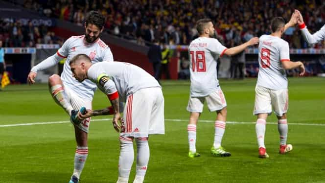 Prime uriaşe pentru titlul mondial! Cât vor câştiga jucătorii Spaniei