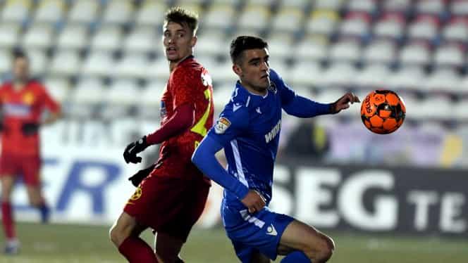 FC Voluntari – FCSB 1-2 în Casa Pariurilor Liga 1. Coman îi duce pe roș-albaștri la 5 puncte de CFR Cluj. VIDEO