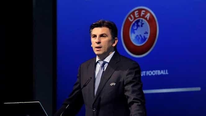 """Lupescu, susţinut: """"Poate să dea foarte mult fotbalului românesc"""""""