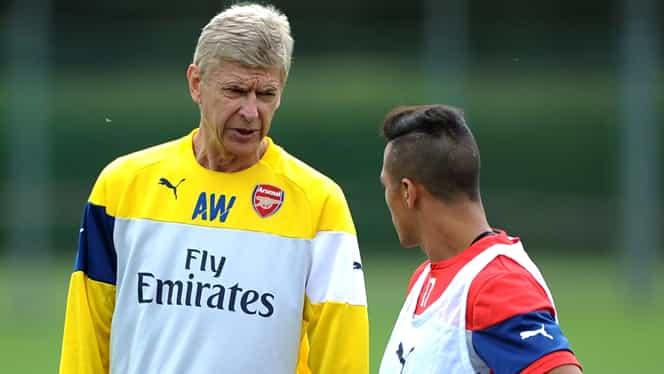 Veste excelentă pentru fanii lui Arsenal! Anunţul lui Arsene Wenger